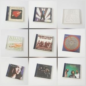 Lot of 20-VTG 80's/90's Audio CDs-Some RARE